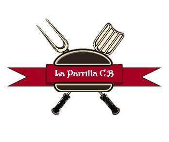 Logo la parrilla cb