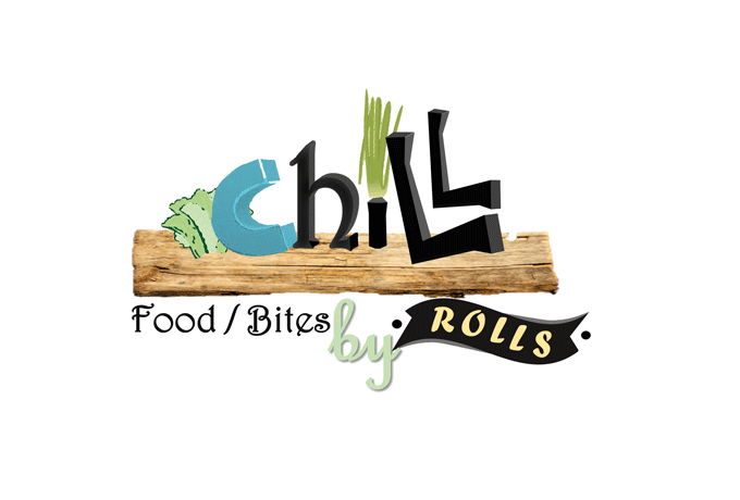 Chill Food/bites  logo