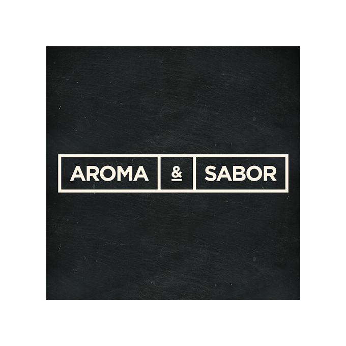 Aroma & Sabor logo