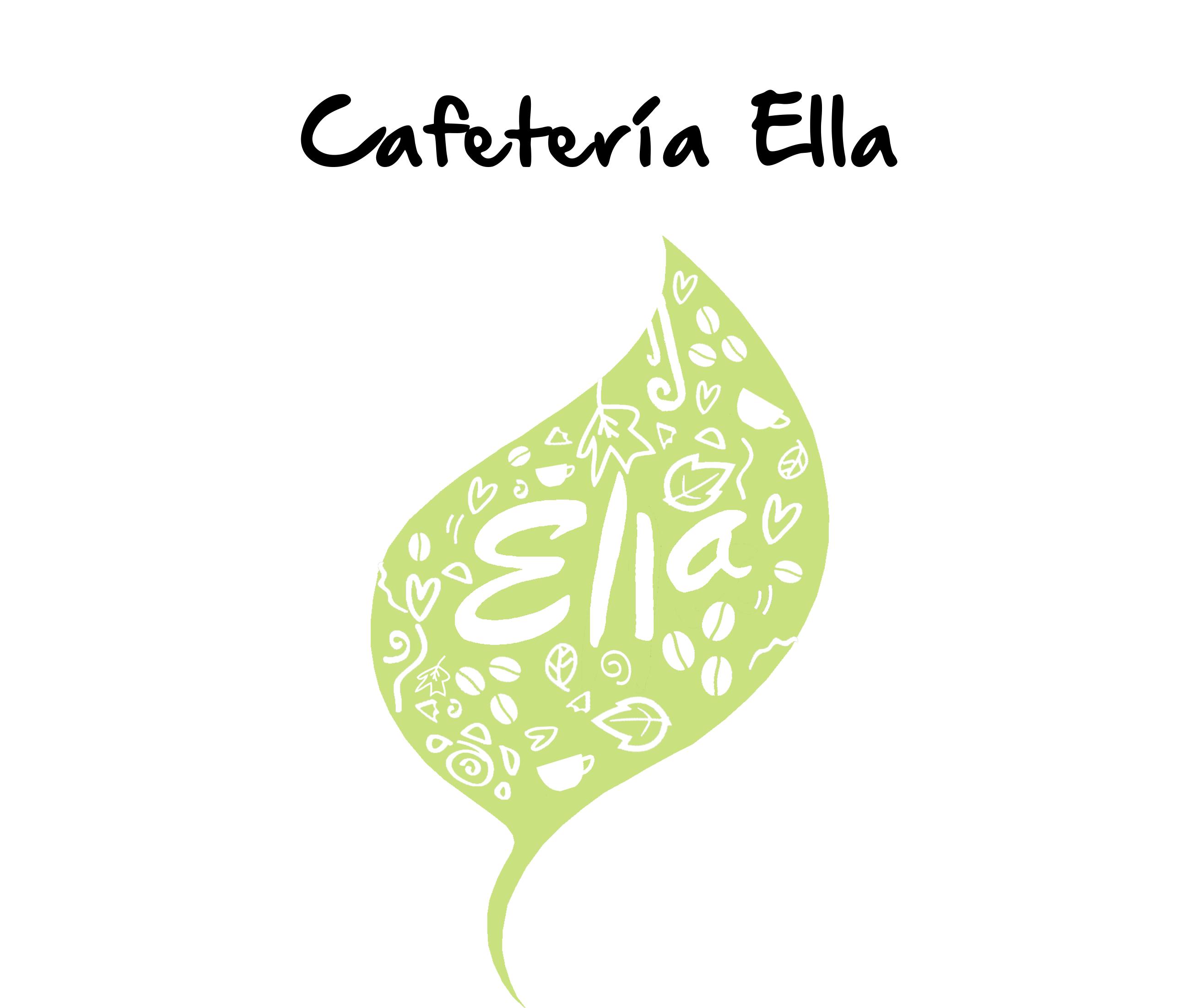Cafetería Ella  logo