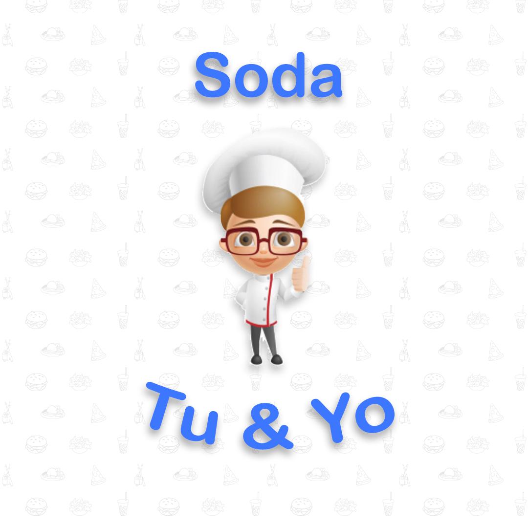 Soda Tu y Yo logo