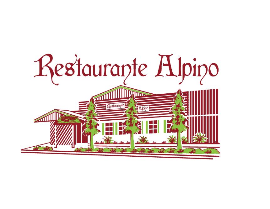 Pizzería Alpino  logo