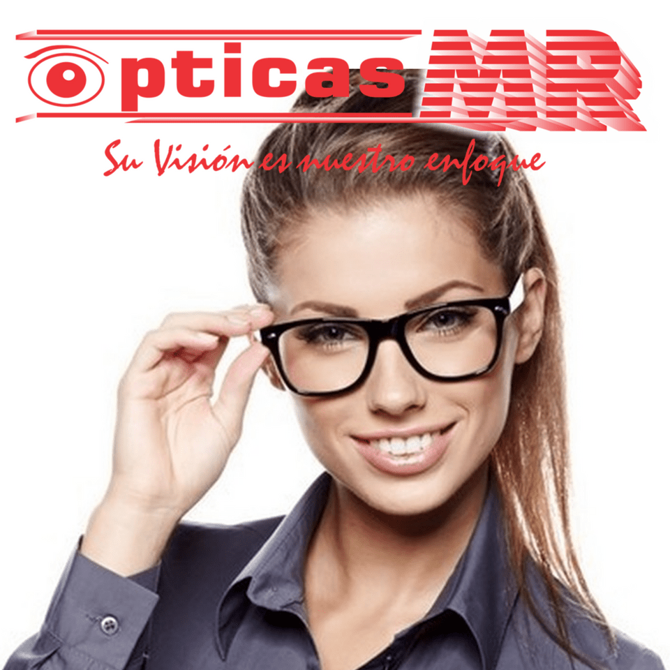 Ópticas Mr logo
