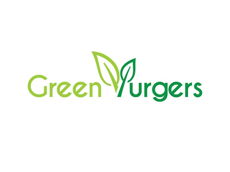 Green Vurgers  logo