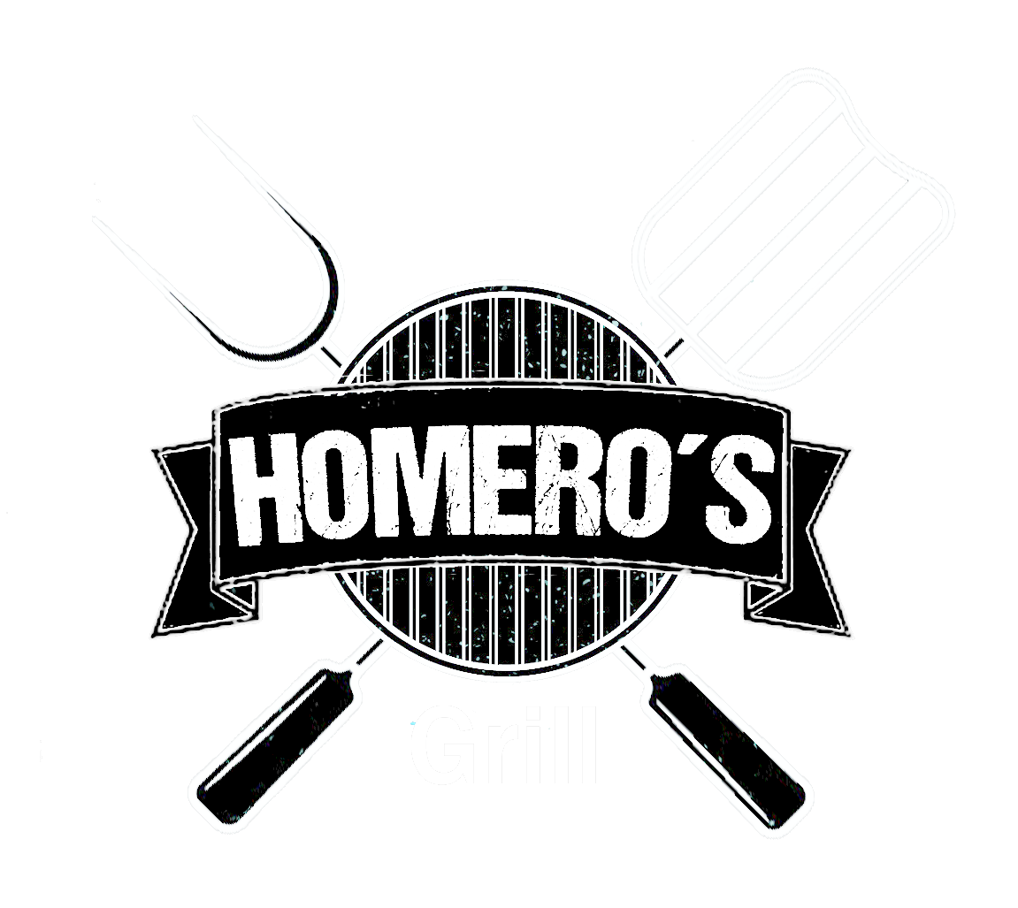 Homero's Grill logo