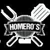 Homeroslogo logo negro