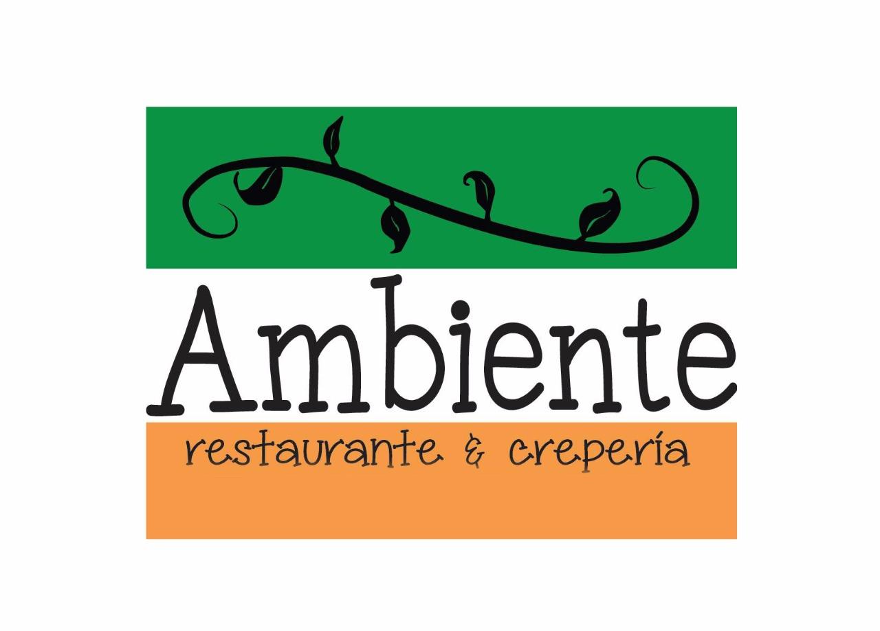 Ambiente Restaurante y Creperia logo