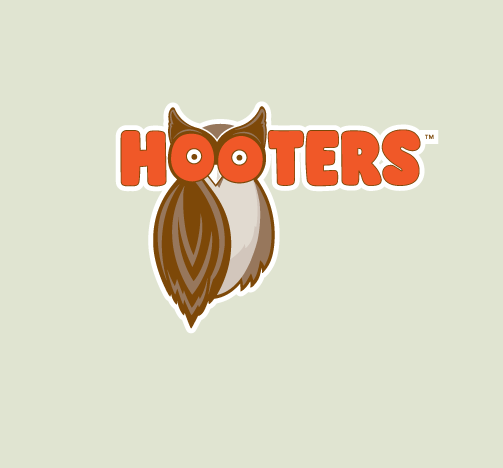 Hooters Escazú logo