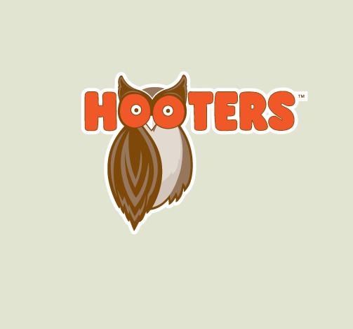 Hooters Tibás logo
