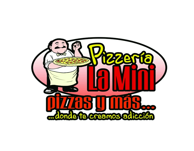 Pizzería la Mini logo