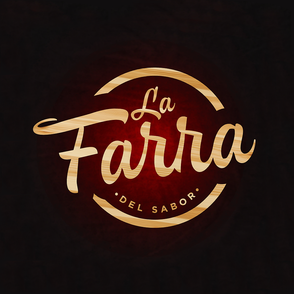 La Farra del Sabor logo