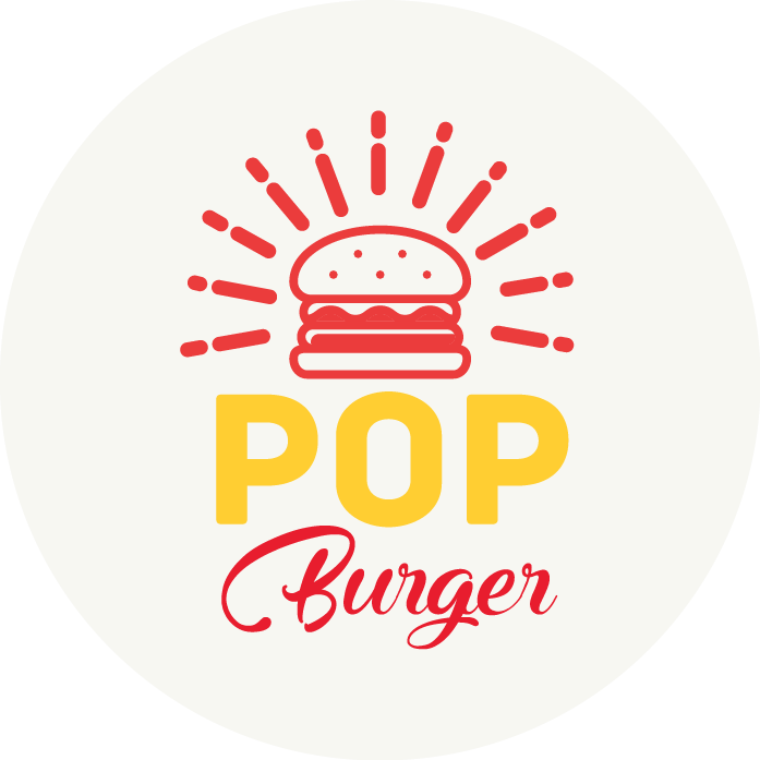 Pop Burger logo