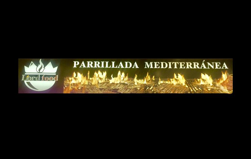 Lordfood Parrillada Mediterránea  logo