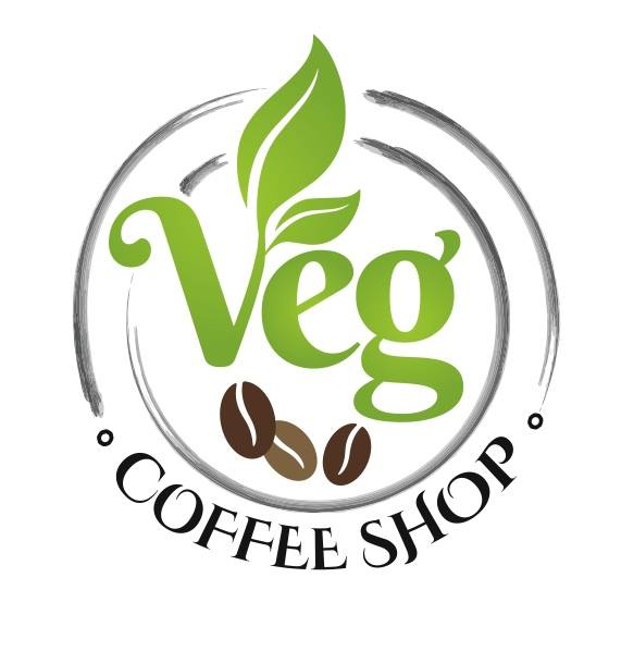 Veg Coffee Shop logo