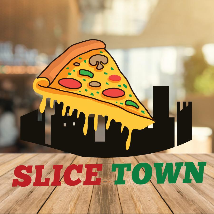 Slice Town  logo