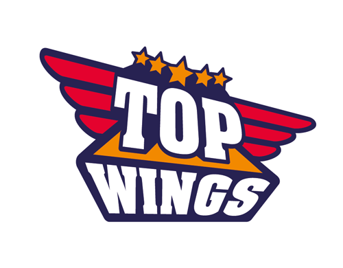 Top Wings  logo