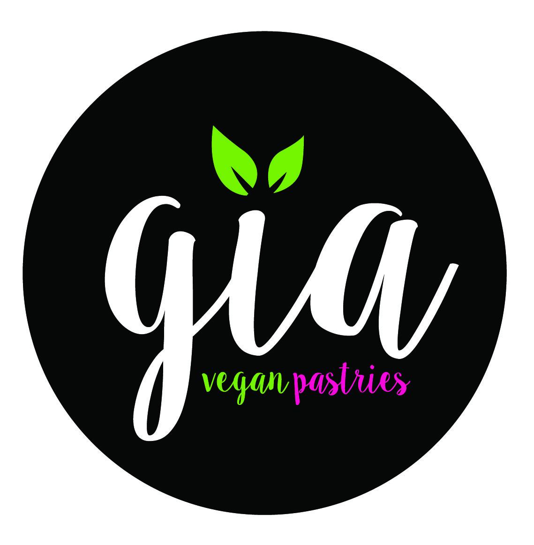 Gia Vegan Pastries logo