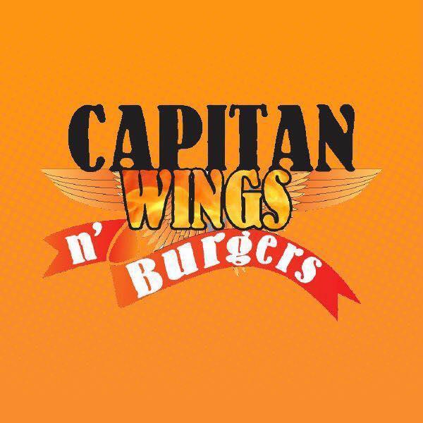 Capitan Wings n´ Burgers (Tres Ríos) logo