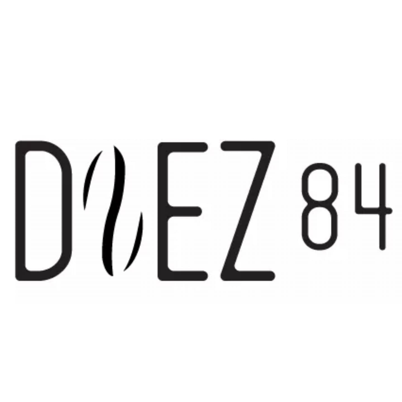 Diez84 - GastroPub & Coffee logo