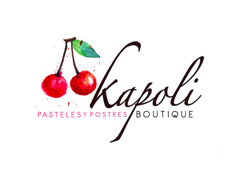 Pastelería Kapoli Boutique logo