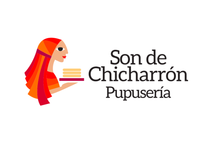 Son de Chicharrón, Pupusería logo