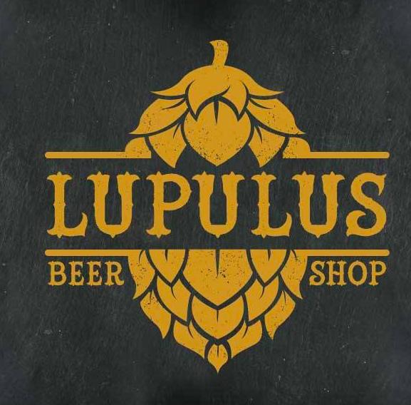 Lúpulus Beershop logo